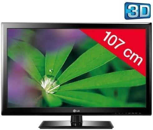 Televisor LED 3d 42LM3400 + Kit de limpieza SVC1116/10: Amazon.es: Electrónica