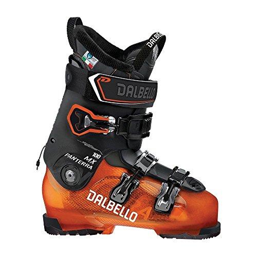 Dalbello Panterra MX 100 Ski Boots 2019-28.5/Orange-Black