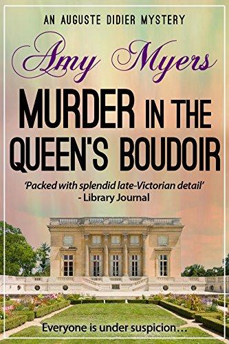Free eBook - Murder in the Queen s Boudoir
