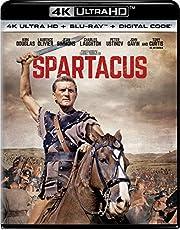 Spartacus (4K Ultra Hd/Blu-Ray/Digital)