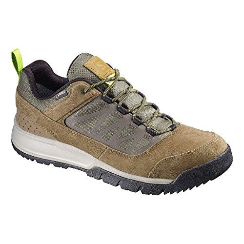 Salomon Instinct Travel GTX - Zapatillas de trekking para hombre - marrón 2016 Brown
