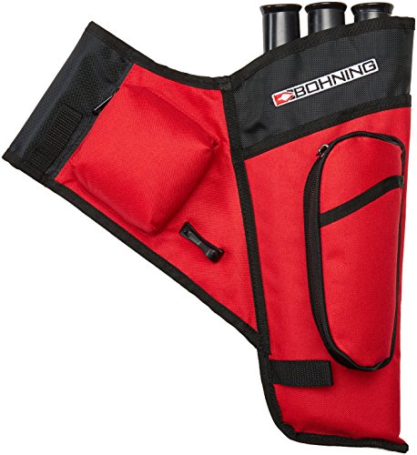 Bohning Mini Target Quiver Red Right Hand