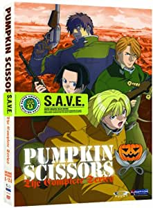 Pumpkin Scissors: The Complete Series
