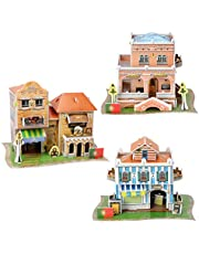 3D Puzzles for Kids 8-12