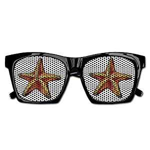 Cherry Park Draw A Starfish Step Retro Party Sunglasses & Eyewear
