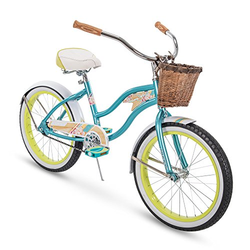 Huffy Panama Jack Beach Cruiser Bike (Kids Bike 20 Girls)