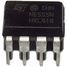NE555N NE555 NE555P General Purpose Single Bipolar Timer DIP8 4 Pack
