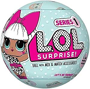 L.O.L. Surprise Doll Series 1