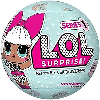 Image result for lol surprise series 1