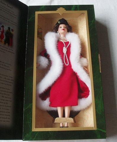 - Barbie Hallmark Holiday Voyage Holiday Homecoming Collector Series