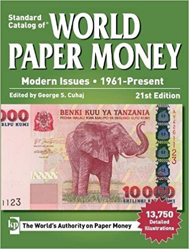 ;DOCX; Standard Catalog Of World Paper Money, Modern Issues, 1961-Present. Smart month Roster RESOL todos