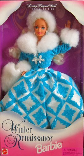 Barbie Winter Renaissance Evening Elegance Series Special Ed
