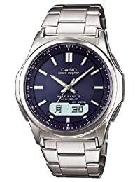 CASIO watch WAVECEPTOR Waveceptor solar radio watch MULTIBAND6 WVA-M630D-2AJF
