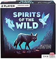 Mattel Games Spirits Of The Wild Card Game