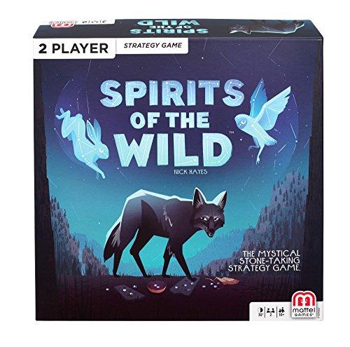 - Mattel Games Spirits Of The Wild Card Game