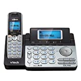 - Two-Line Expandable Cordless Phone with Answering System