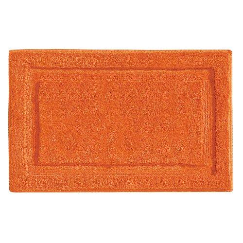 Orange Bath Rugs - 4
