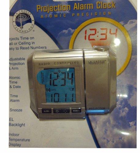 Projection Alarm Clock: Atomic Precision