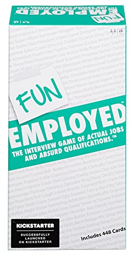 Funemployed: The Interview Game of Actual Jobs and Absurd Qualifications (Costume Jobs)