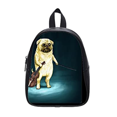 LARGE PERSONALISED SCHOOL MESSENGER BAG LABRADOR PUPPY DOG BACK TO SCHOOL