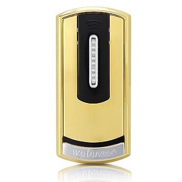 Amazon.com: Sistema de control de acceso a la puerta RFID ...