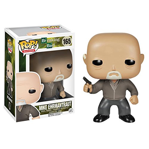 Funko POP Television (VINYL) Breaking Bad Mike Ehrmantraut Action Figure by F