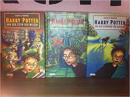 Harry potter band 1 3 harry potter und der stein der weisen harry potter band 1 3 harry potter und der stein der weisen harry potter und die kammer des schreckens harry potter und der gefangene von askaban fandeluxe Images