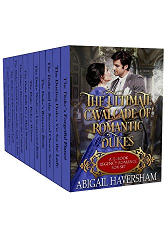 Ultimate Cavalcade Romantic Dukes 12 Book ebook product image