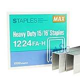 """MAX 15/16"""" Heavy Duty Staple"""