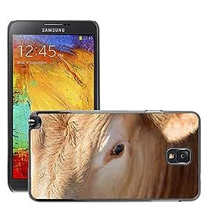 Print Motif Coque de protection Case Cover // M00125893 Carne de animales de la vaca Presa // Samsung Galaxy Note 3 III N9000 N9002 N9005