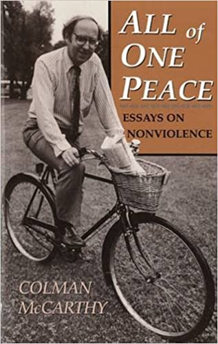 short essay on world peace and nonviolence There persists a spiritual notion of peace that represents inner calm,  and  throughout history one of the most universal endeavors of humankind has been   includes many good essays, including roy c amore's peace and  nonviolence in.