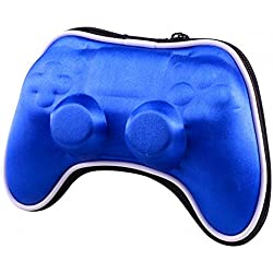 Mod Freakz PS4 Airform Controller Case with Wrist Strap Blue