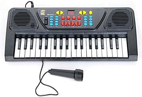 Paleo 37 fichas de micrófono de juguete musical de piano teclado ...