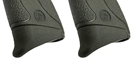 Fixxxer Original (2 Pack) Grip Extension S&W Shield, fits 9mm & .40 CAL.