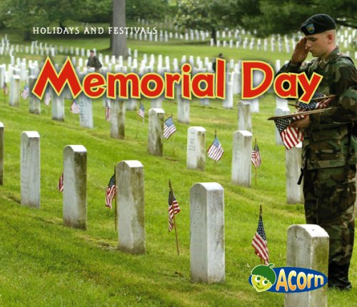 Read Online Memorial Day (Holidays and Festivals) PDF