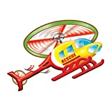 Platapilla Usa PPATP016 Rescue Helicopter Floor Laser Cut Puzzle