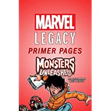 Monsters Unleashed - Marvel Legacy Primer Pages (Monsters Unleashed (2017-2018))