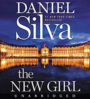 Book Cover: The New Girl CD: A Novel