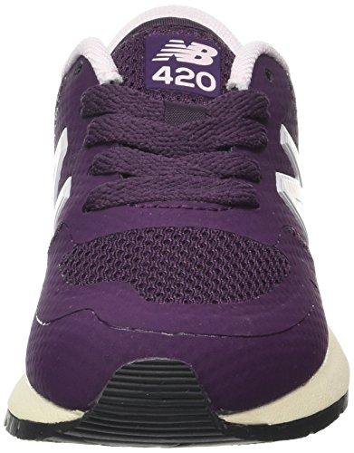 Balance Enfant Mixte New Kfl420 Violet Basses Sneakers dxaH7