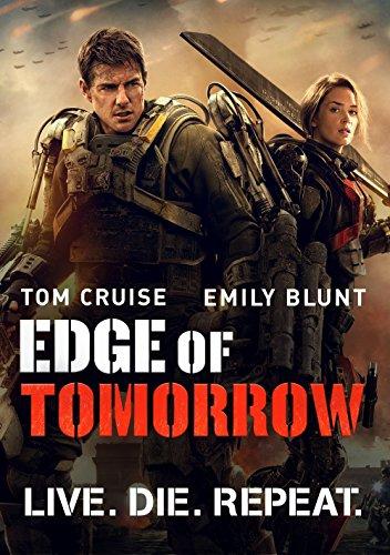 Amazon Com Live Die Repeat Edge Of Tomorrow Tom Cruise