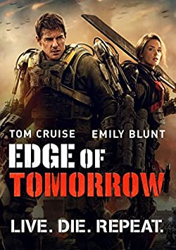 Live Die Repeat: Edge of Tomorrow / Amazon Instant Video