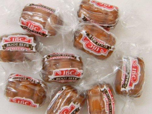 Barrels [5LB Bag] by Primrose Candy Company (Sugar Free Root Beer)