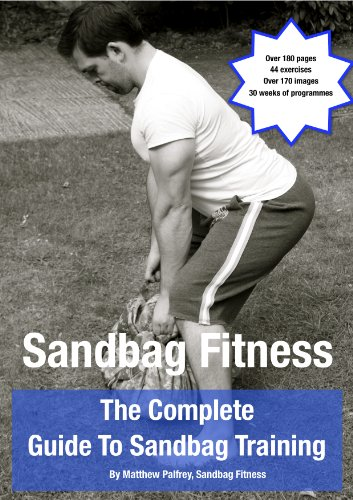 Amazon the complete guide to sandbag training ebook matthew the complete guide to sandbag training by palfrey matthew fandeluxe Images