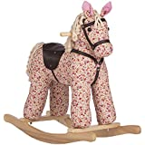 Rockin' Rider Creampuff Vintage Rocking Horse Plush
