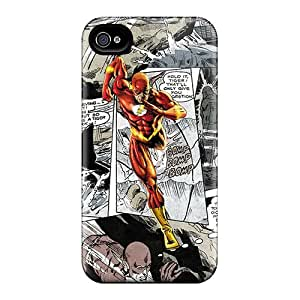ChrisHuisman Perfect Cases For Iphone 6/ Anti-scratch Protector Cases (flash Comics)