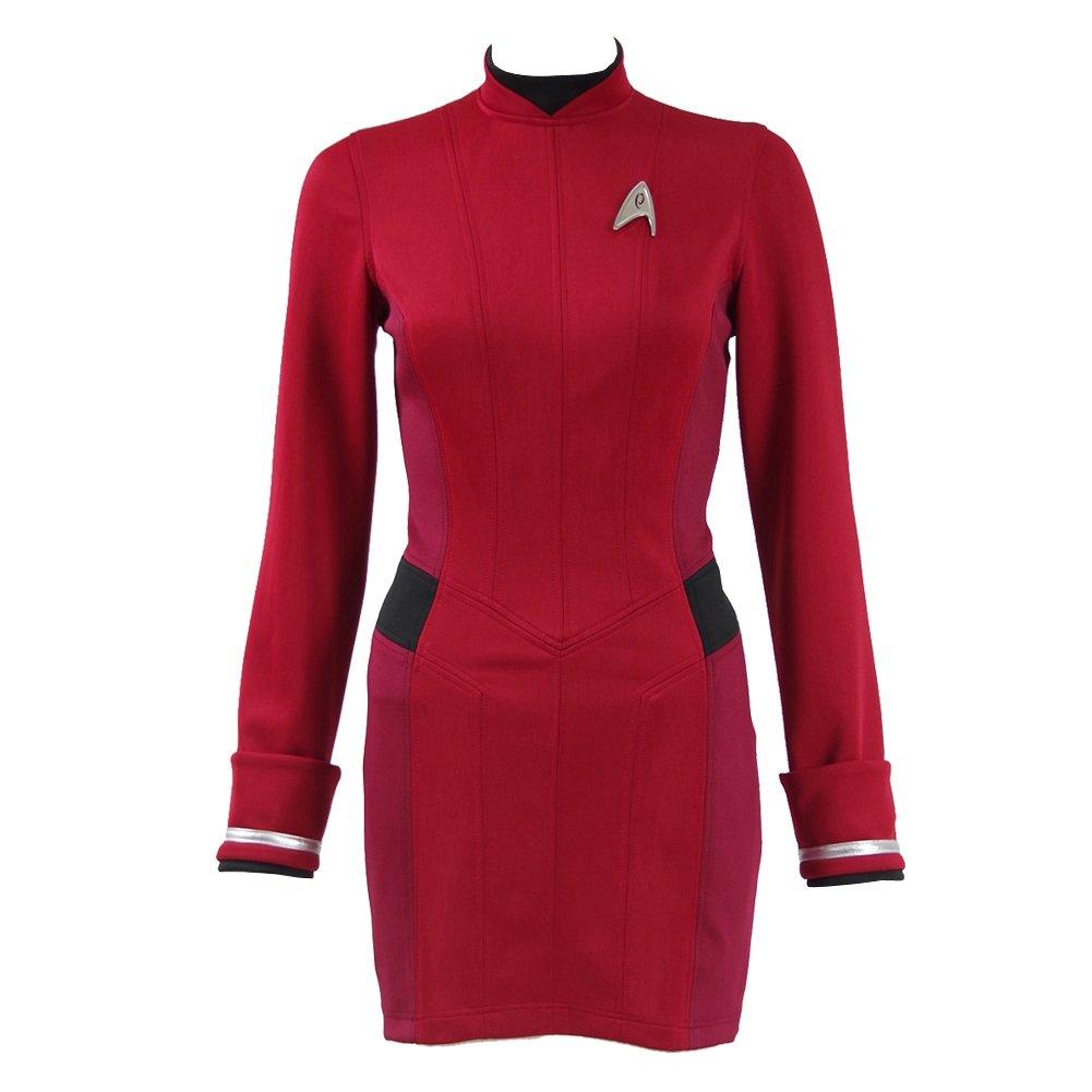 CosDaddy® Beyond Rot Kleid Cosplay Kostüm US Größe