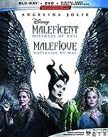 Maleficent: Mistress of Evil [Blu-ray + DVD + Digital] (Bilingual)