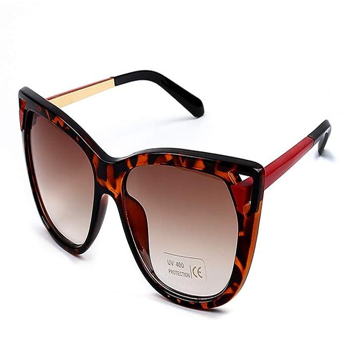 SenDi Gafas de sol - Nuevas gafas de sol cat eye con gafas ...