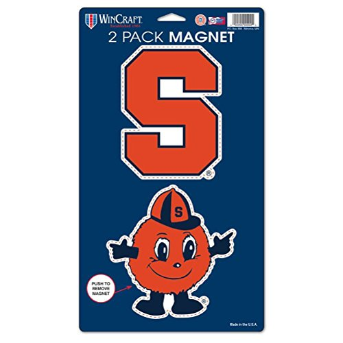 (Syracuse University Car Magnets (2 Pack))