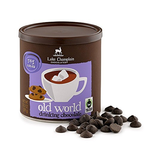 Lake Champlain Old World Drinking Hot Chocolate, 10.5 Ounces